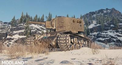 Classic's Beutepanzer KV-2 754(r) Remodel 2.7 [1.5.1.0], 4 photo